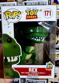 Funko Pop Rex Toy Story Raro