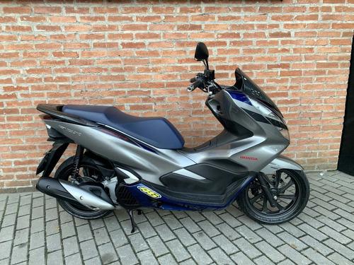 Imagem 1 de 9 de Honda Pcx 150 Sport Abs 2020 Apenas 6600 Km Rodados