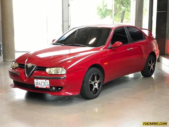 Alfa Romeo 156 .