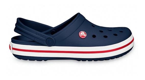 Crocs Band Azul Originales - Envio Gratis
