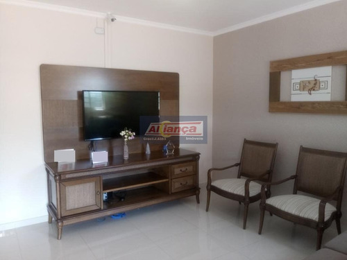 Casa Com 2 Dormitórios À Venda, 90 M² Por R$ 490.000,00 - São João - Guarulhos/sp - Ai9395