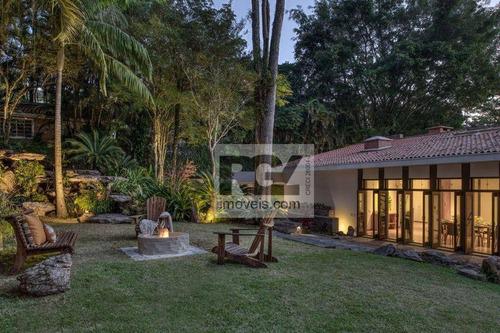 Imagem 1 de 27 de Casa 1300m² Chácara Flora - Ca0836