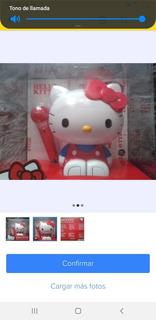 Juguete Hello Kitty Karaoke Con Microfono, Nuevo