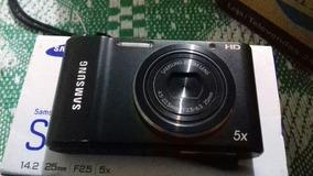 Câmera Samsung St64 Seminova. Produto Na Caixa E Com Bolsa.