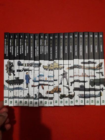 Coleção De Livros Da Guerra Mundial.