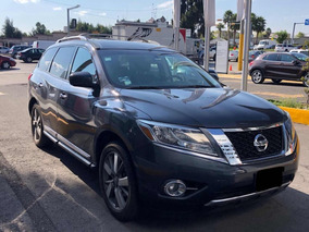 Nissan Pathfinder Exclusive V6 At 2012