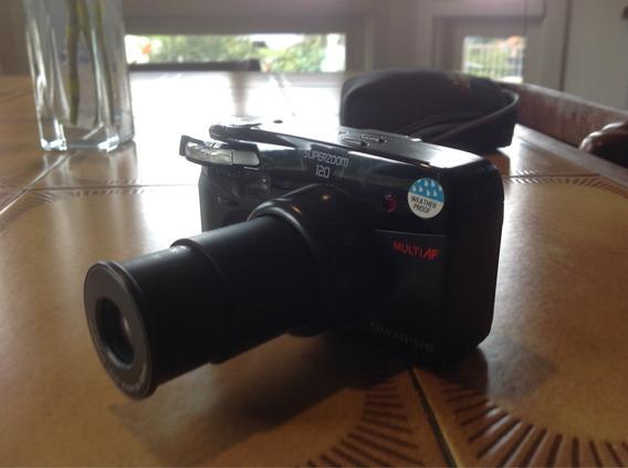 Máquina Fotográfica Olympus Superzoom 35-120