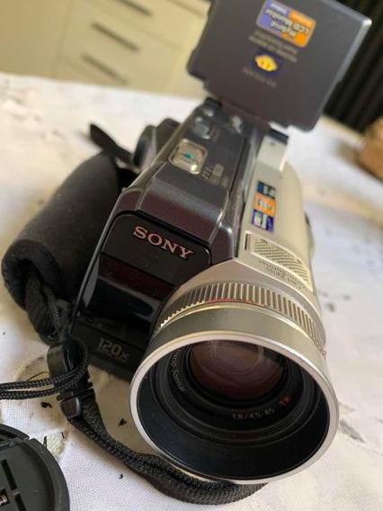 Filmadora Sony Mega Pixel