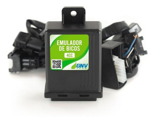 Emulador Simulador Gnv 4 Bicos Eie400 Sgv 4cc C Chicote Cabo