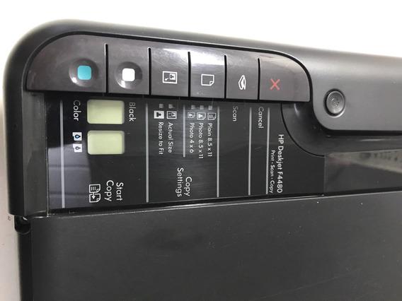 Scanner Multifuncional Hp F4480 C/ Painel