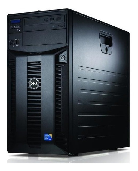 Servidor Dell Poweredge T310 Quad Xeon 16gb Ram 2x1tb Hd Nfe