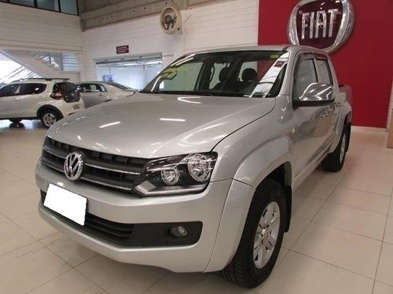 Volkswagen Amarok 2.0 Trendline Prata Awd Turbo Diesel 2011