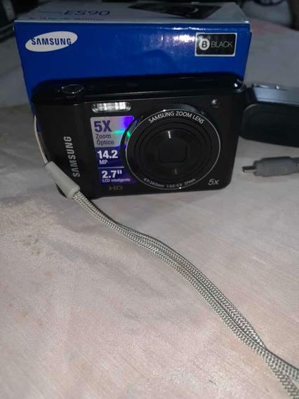 Antiga Câmera Digital Samsung Es90