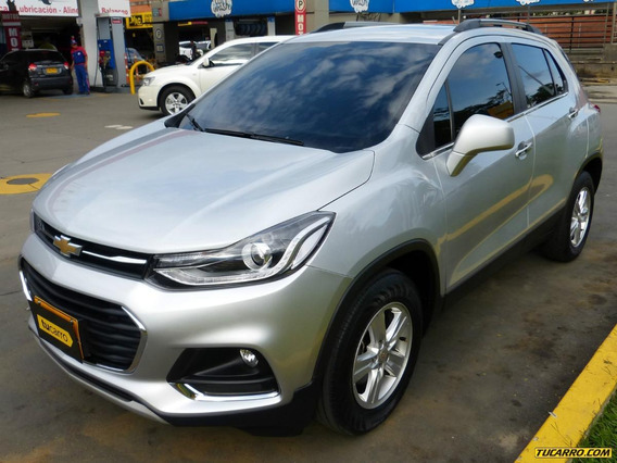 Chevrolet Tracker Lt 1800 At Abs