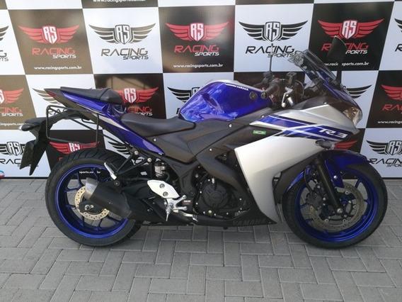 Yamaha R3 320 Cc