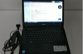 Notebook Ultrathin U25 Cce- 2gb De Ram-500gb De Hd