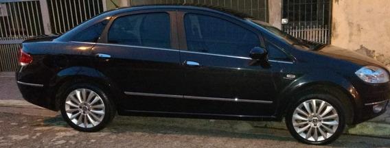 Fiat Linea 1.8 16v Absolute Flex Dualogic 4p 2014
