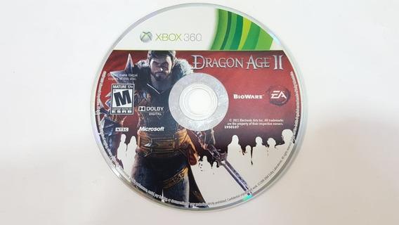 Dragon Age 2 - Xbox 360 - Original - Usado - Somente Disco