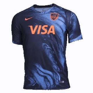 Camiseta De Los Pumas Rugby Titular-suplente Nike 2018-19