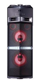 Mini System Torre Lg Oj98 Com Multi Bluetooth Dual Usb 1650w