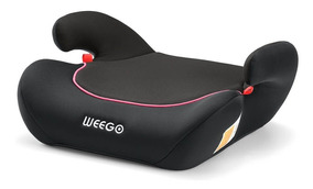 Assento Para Auto Multilaser Turbooster Weego 22 A 36 Kg