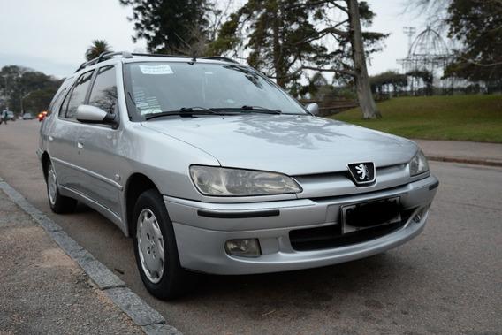 Peugeot 306 Break 1.9 Diesel Año 2000