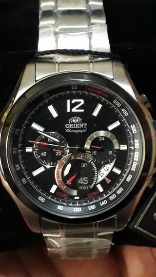 Relógio Orient Cronografo Fsy00001h0