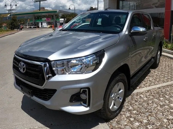 Toyota Hilux Doble Cabina 4x4 2.8 Diesel Full Equipo