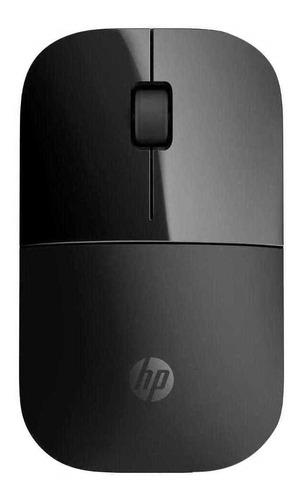Imagen 1 de 3 de Mouse inalámbrico HP  Z3700 negro