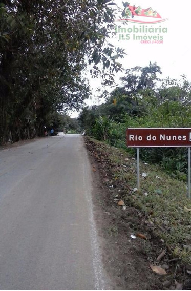 Terreno Rural À Venda, Rio Do Nunes, Antonina. - Te0107