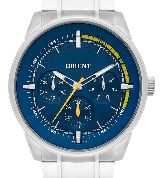 Relógio Orient Multifunção Mbssm079 D1sx