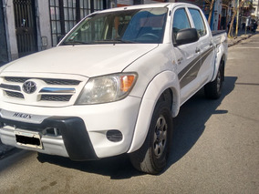 Toyota Hilux 2.5 Dx Pack Cab Doble 4x4