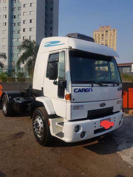 Ford Cargo 4331 2004 Leito N 4532 1634 2035 1938 1933 Vm 310