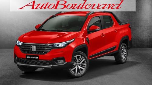 Fiat Strada Volcano 2021. Financiacion Bancaria 60 Meses!!