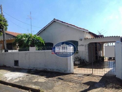 Imagem 1 de 1 de Casa Residencial À Venda, Jardim Sumaré, Araçatuba - Ca0866