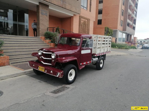 Willys 1954 Estacas