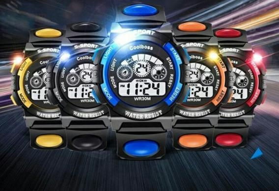 Relógio Quartzo Original