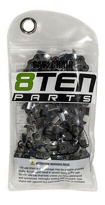 Chains 8TEN Chainsaw Chain 18 .063 .325 74 Drive Links for ...