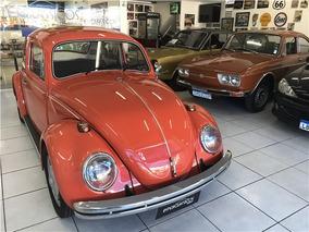 Volkswagen Fusca 1.5 8v Gasolina 2p Manual