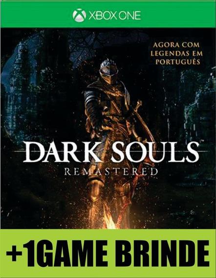 Dark Souls Remastered Xbox One Mídia