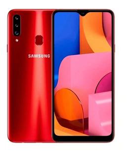Izalo: Celular Samsung Galaxy A20s 32gb + Mercadopago