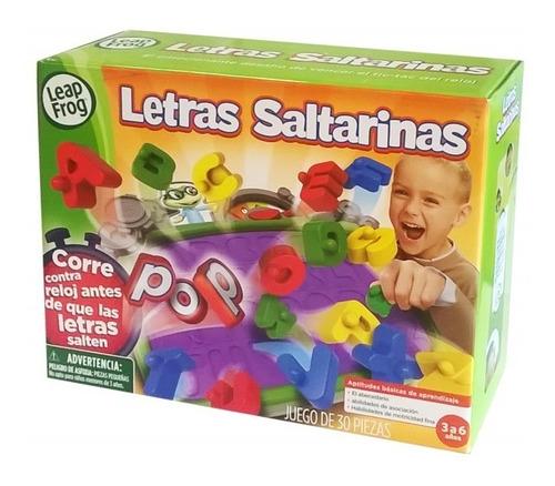 Imagen 1 de 2 de Letras Saltarinas -leap Frong