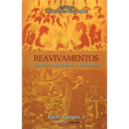 Livro Idauro Campos - Reavivamentos