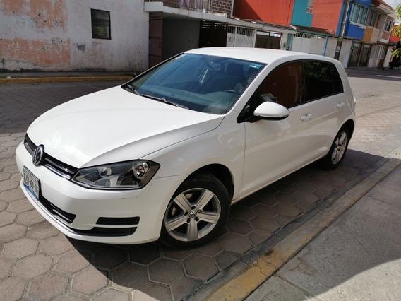 Volkswagen Golf 1.4 Tsi 2016 Único Dueño
