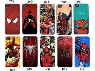 Capinha Homem Aranha Heróis Marvel - Galaxy A5 A7 2016