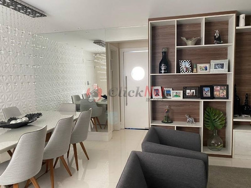 Belíssimo Apartamento À Venda No Bairro Santa Paula Em São Caetano - 6213