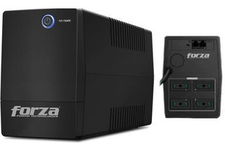 Ups Forza Serie Nt502 500va 250w 4 Out 220v Inteligente Nnet
