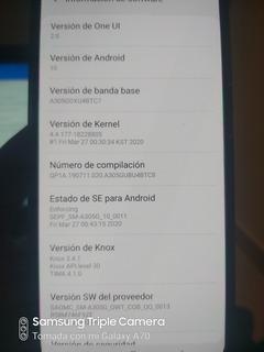 Samsung Galaxy A30 Unico Dueño Negociable