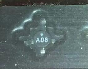 Kit 2x Transistor De Rf Mar8 Original Motorola Mar 8 08 A08