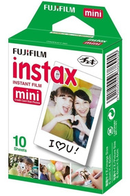 Filme Para Instax Mini 7 8 9 70 Kit Com 10 Fotos
